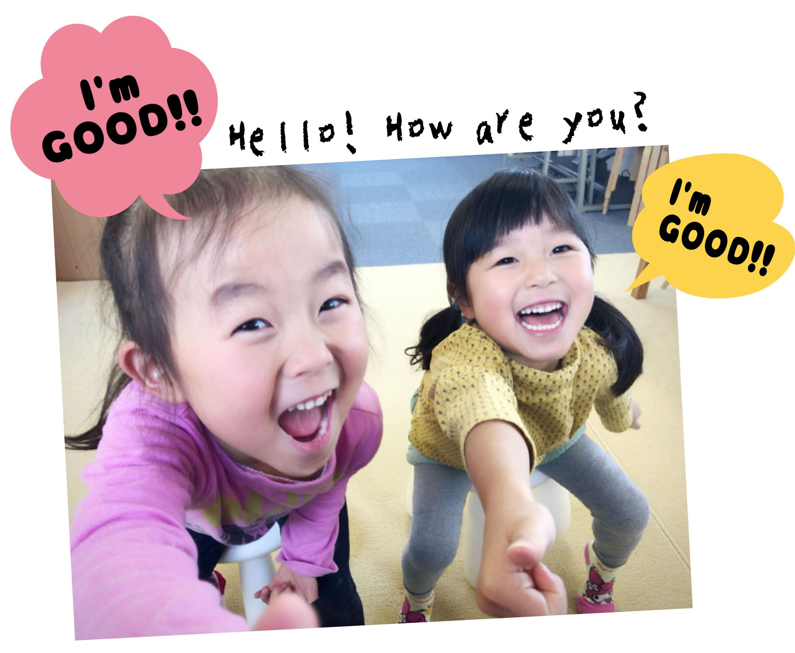幼児英語クラス♪